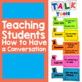 Talk Moves / Talk Tools for Classroom Discussions