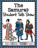 Feudal Japan Activity: Student Talk Show - Shogun, Samurai, Daimyo, Peasant