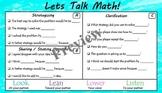 Talk Stems (Math)