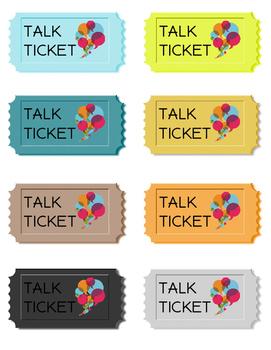 Talk Tickets