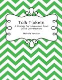 Talk Tickets Strategy