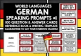 GERMAN CONVERSATION CARDS 1