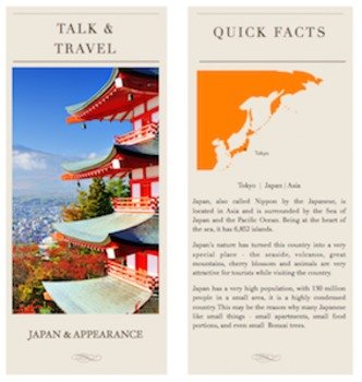 Talk & Travel - Japan