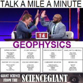 Talk a Mile a Minute about Fossils, Plate Tectonics, Earthquakes, and Volcanoes