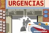 """Visit"" a Bogotá ER to practice health vocab with this hospital simulator! Lvl 3"