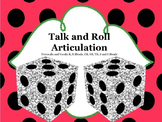 Talk and Roll Articulation: R, R Blends, CH, SH, TH, S and