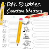 Talk bubbles for creative writing 100+ Different Pictures