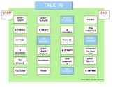 ESL Speaking Activity/Game Talk in Threes