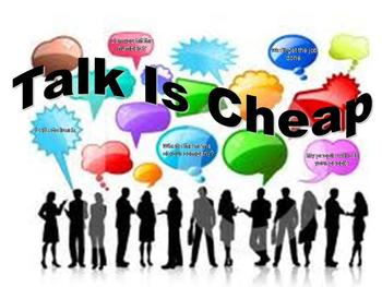Talk is Cheap ESL Business English: Practice for Business English Conversation