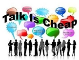 Talk is Cheap ESL Business English: Practice for Business