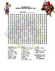 Talk like a Pirate Day Wordsearch FRENCH