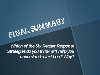Talk to a Text Annotation Power Point