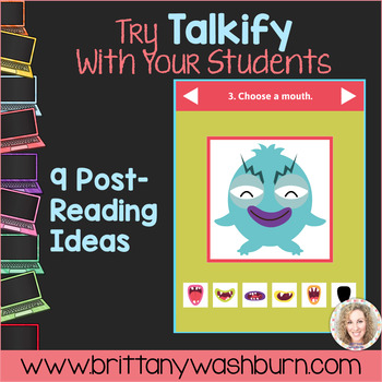 Talkify Challenge Cards