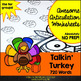 Talkin' Turkey Awesome Articulation Worksheets 720 Words