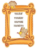 Talkin Turkey Writing Prompts