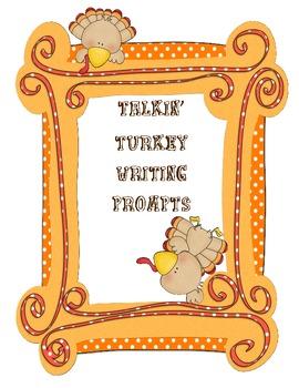 Talkin Turkey Writing Prompts