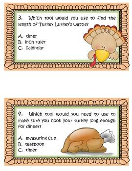 Talkin' Turkey about Measurement