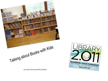 Talking About Books with kids