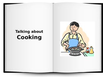 Talking About Cooking