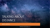 Talking About Distance. ESL Distance Learning