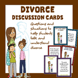 Talking About Divorce Cards