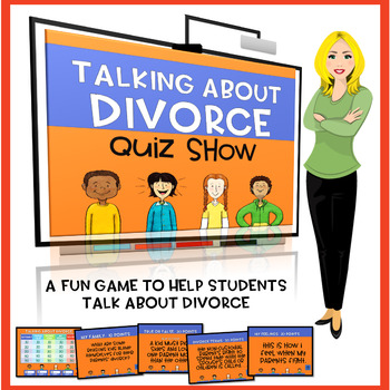 Talking About Divorce Quiz Show