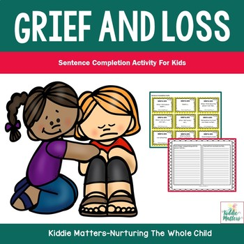 Grief and Loss Activity: Sentence Completion