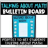 Talking About Math Bulletin Board