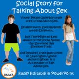 Social Story Sex Talk