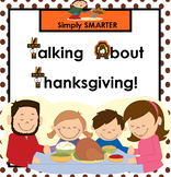 Talking About Thanksgiving:  SMARTBOARD Activities