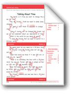 Talking About Time (Gr. 6+/Week 32)