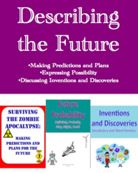 Future Plans and Possibilities: Grammar and Vocabulary