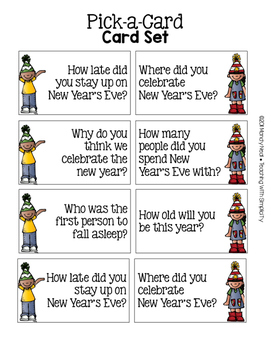 Talking About the New Year