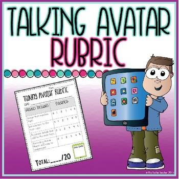 Talking Avatar Rubric