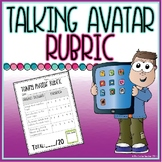 Talking Avatar Rubric