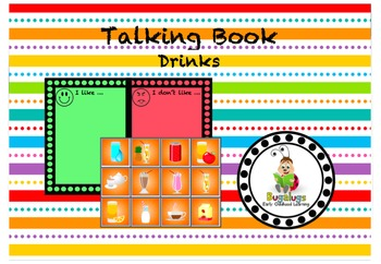 Talking Board Drinks Page