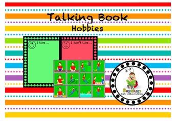 Talking Book Hobbies Page