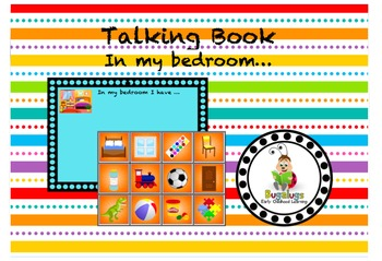 Talking Book In My Bedroom I Have Page