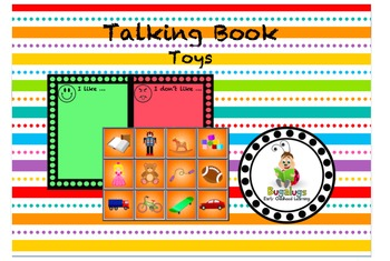 Talking Book Toys Page