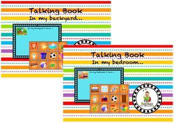 Talking Book bundle of 12 Conversation Pages