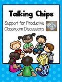 Talking Chips! Support for Productive Classroom Discussion