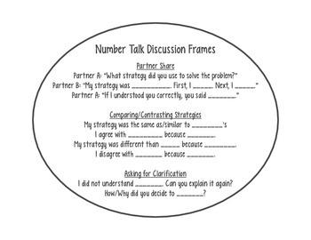Talking Dot for Number Talks