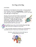 Talking Eggs Egg Contest Letter