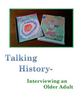 Talking History- Interviewing an Older Person