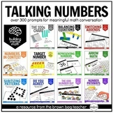 Talking Numbers Bundle: Building Mental Math in 1st Grade