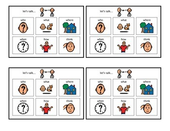 Talking Prompt - Autism VISUAL
