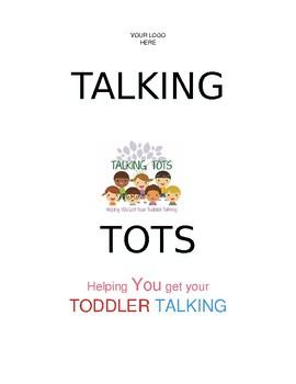 Talking Tots (Level 1) Complete Program