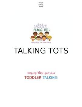 Talking Tots (Level 2) Complete Program