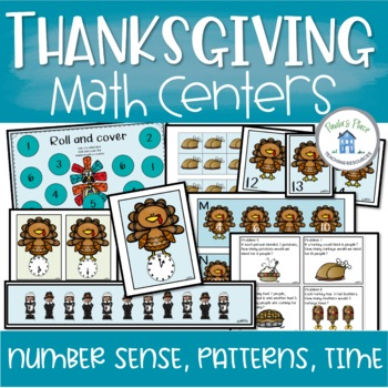 Thanksgiving - Talking Turkey - Math