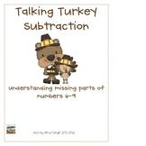 Talking Turkey Subtraction